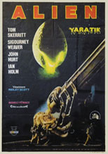 thumbnail link to original 1956 US 1 Sheet poster World Without End