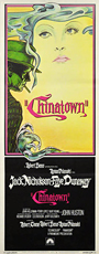 thumbnail link to original 1974 US insert poster Chinatown