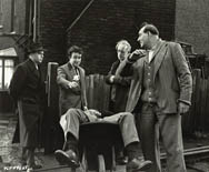 original 1955 photograph Alec Guinness The Ladykillers The Professor in wheelbarrow