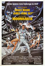 thumbnail link to original 1979 United Artists US 60x40 Moonraker poster
