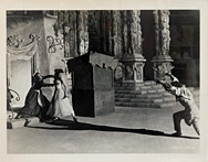 original 1948 photograph The Red Shoes